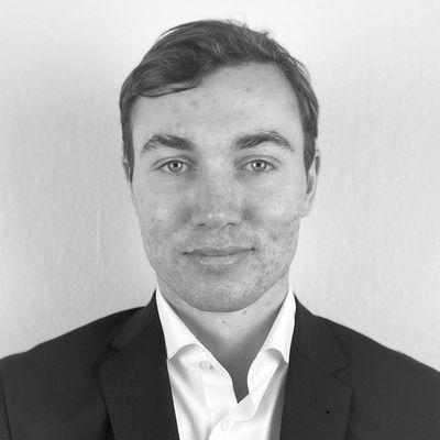 Profile photo of Miles Gullström-Hughes, Kreditanalytiker at Kameo