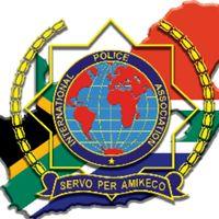 International Police Association South Africa logo