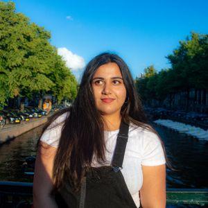 Profile photo of Sanchi Oberoi, Designer, Quartz Creative at Quartz