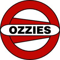 Ozzie's Pipeline Padder logo