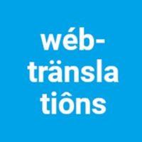 wéb-tränslatiôns logo