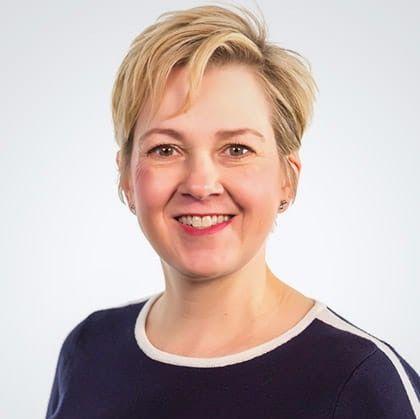 Profile photo of Kim Rutledge, SVP, Human Resources at Q2ebanking