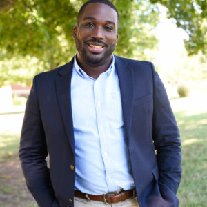 Profile photo of Reggie Hill, VP for Enrollment and Marketing at University of the Ozarks