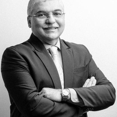 Profile photo of Ashish Bhasin, CEO, APAC at Dentsu International