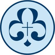 Danish Baptist Guide and Scout Association logo