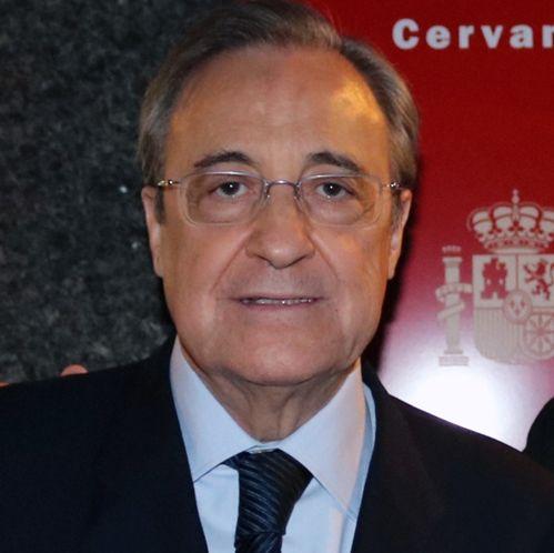 Florentino Pérez Rodríguez
