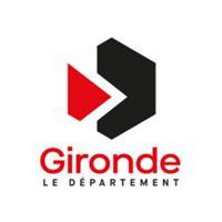 DEPARTEMENT DE LA GIRONDE logo