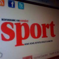 Bedfordshire On Sunday logo