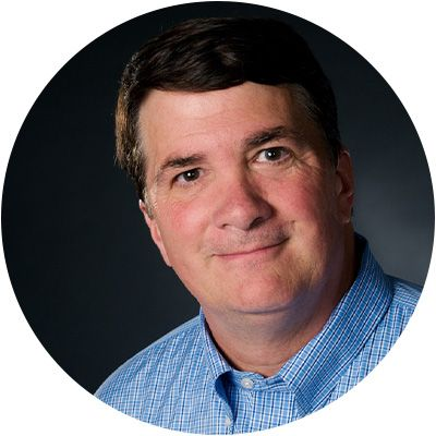 Profile photo of George Rieck, VP of Government Programs at Digimarc