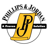 Phillips & Jordan, Inc. logo