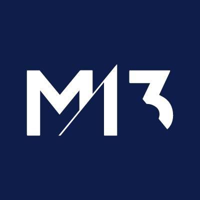 M13 logo