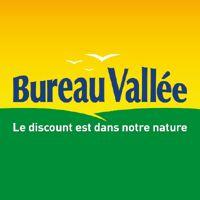 Bureau Vallée logo