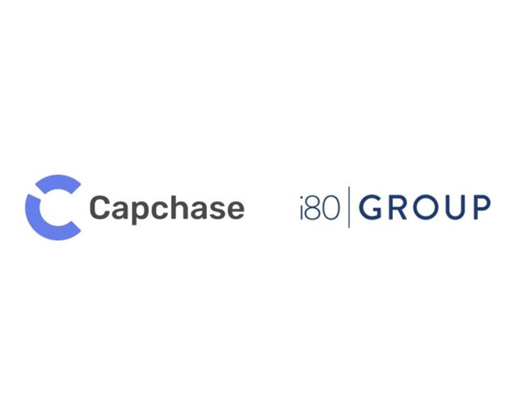 Capchase Announces $60M In New Funding Led By i80 Group.