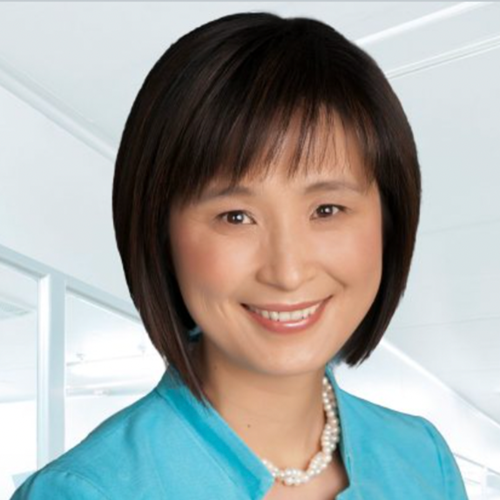Profile photo of Jianqing Bennett, SVP, TA Instruments Division at Waters