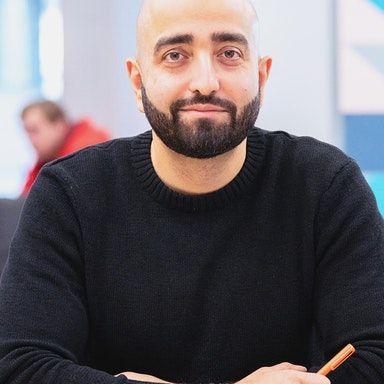 Profile photo of Nabil Sabet, Group Director at M. Moser Associates