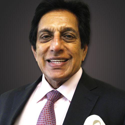 Ajit Shetty, Ph.D.
