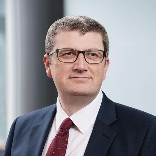 Profile photo of Graham Middlemiss, Company Secretary at Ferguson Enterprises