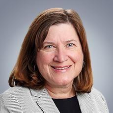 Profile photo of Jeanne Rosenberger, Vice Provost for Student Life at Santa Clara University