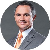 Profile photo of Guillermo Rospigliosi, EVP, Product, Marketing  and Innovation at Evertec