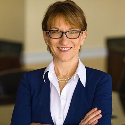 Profile photo of Barbara Bolton Litten, Director at Trustbridge