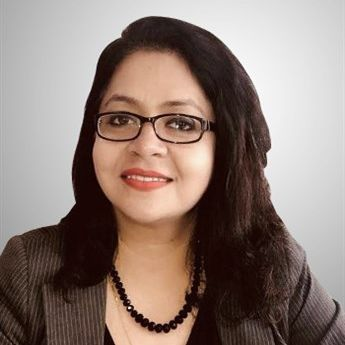Profile photo of Indrani Chatterjee, Group Chief People Officer at Allcargo Logistics