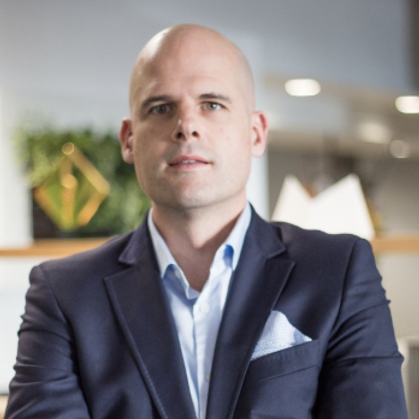 Profile photo of Chris Riley, CEO, GroupM NZ at WPP Aunz