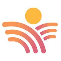 Rising Ground logo