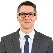 Profile photo of Simon Chadwick, Water, Wastewater & Digital Director at United Utilities