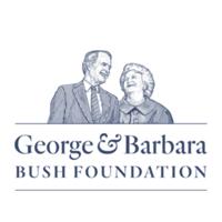 George & Barbara Bush Foundation logo