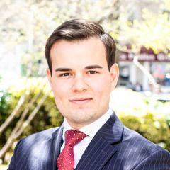 Profile photo of James Brockett, Vice President at Seventy2 Capital