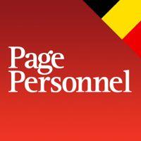 Page Personnel - Belgium logo