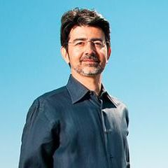 Profile photo of Pierre Omidyar, Co-Founder and Founding Partner at Omidyar Network