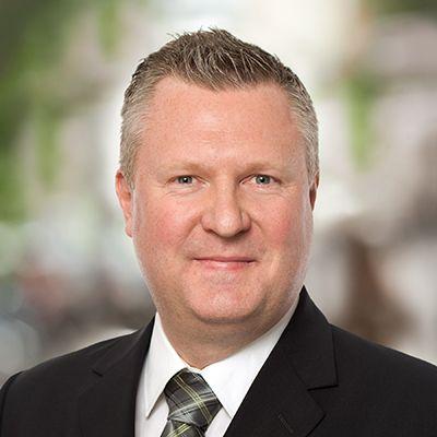 Profile photo of Peter Baaske, VP Mechatronics at Lagercrantz Group AB
