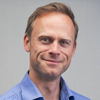 Profile photo of Anders Hakfelt, SVP Product & Marketing at Ultraleap