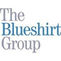 The Blueshirt Group logo