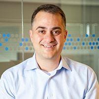 Profile photo of George Mashini, Chief Revenue Officer at QuickBase