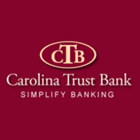 Carolina Trust Bank logo