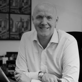 Profile photo of James Bicknell, Executive Director at BackLite Media