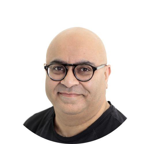 Aashish Chandarana