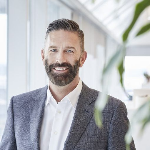 Profile photo of David Doull, VP, Talent at Allied Properties REIT