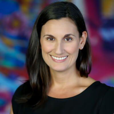 Profile photo of Brittany Kandybowicz, SVP Sales at Sounder