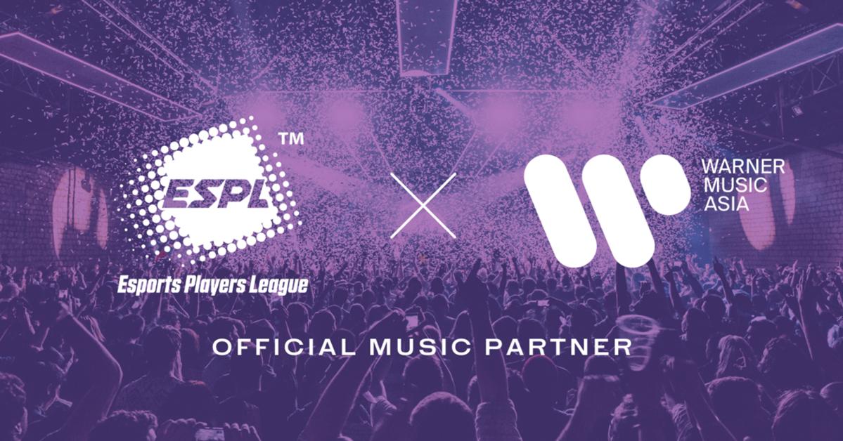 ESPL enters partnership with Warner Music Asia, ESPL