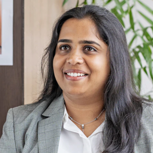 Profile photo of Riya Varghese, Director at M. Moser Associates