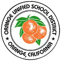 Orange Unified School District logo