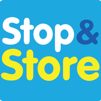 Stop and Store logo