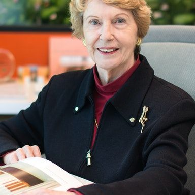 Profile photo of Moira Moser, Chairman & Founder at M. Moser Associates