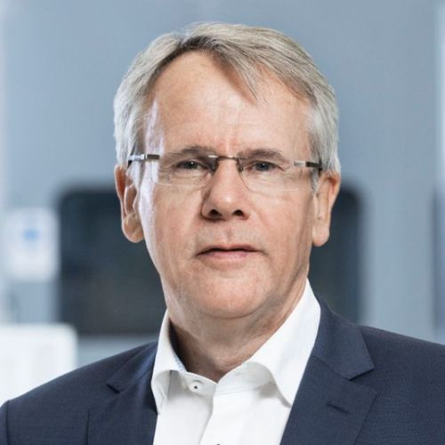Profile photo of Egon Kraetschmer, CFO at Voith Group