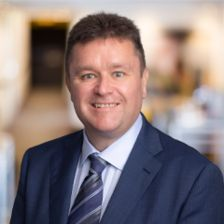 Profile photo of Dean Banks, Group CEO at Broadspectrum