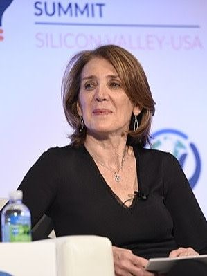Ruth Porat, Alphabet and Google CFO, Joins Blackstone's Board of Directors, Blackstone