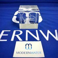 Modern Water plc logo